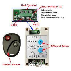 2 Set 16 Actionneur Linéaire 330lbs Moteur Avec Télécommande Pour L'industrie Médicale Électrique