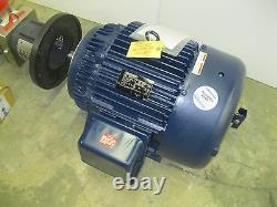 6 X 4 Fedco Mss-120 Pompe D'alimentation En Eau De Mer À Plusieurs Étapes 40 HP Motor New Z99 (2100)