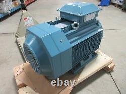 Abb Electric Pump Motor M3aa-200mla-6 24 Kw 440v 50-60 Hz 32 HP Industrial New