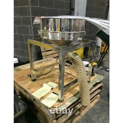 Agitateur Automatique Sifter Shaker Machine Industrielle 300w Électrique Vibration Moteur