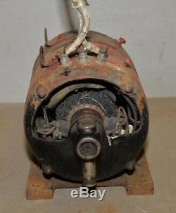 Antique General Electric Ge Générateur De Moteur Et DC Ac 175 Kw Dynamo Industriel