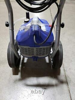 Ar Blue Clean Industriel Machine À Laver La Pression Électrique Moteur / Pompe Alum Head Withkart