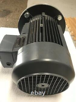 Atb Industrial 3hp Electric Motor Made In Germany Antriebstechnik 4 Avail. Nouveau