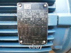 Aurora 08-1746528-2 Pompe Centrifuge Avec Weg 01036es3e215jm, 10(7.5) HP Motor