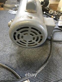Balder Electric L3504m Moteur Industriel RPM 1,725 1/2 HP Objectif Général