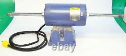 Baldor 1140rpm Industrial Buffer Grinder Motor 115/230v 1ph Spl-hp 56yz