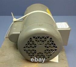 Baldor Cl3510-tang Industrial Electric Motor 1hp 1725rpm 1ph 56c Tefc 56cz