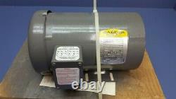 Baldor Cl3510-tang Moteur Électrique Industriel 1hp 1725rpm 1ph 56c Tefc 56cz