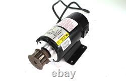 Baldor Electric Ap7401 Moteur Industriel. 13hp, 90v Dc, 1725 Rpm, 1.30 Amp