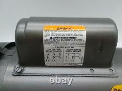 Baldor Electric Vl3515 2 HP Moteur Industriel