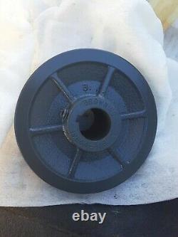 Baldor Industrial Motor 2 HP 208/230 Volt Single Phase 1725 RPM (nouveau)