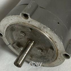 Baldor Phase Unique. Moteur Électrique Industriel 5 HP Vl3504 1725 RPM Fabriqué Aux États-unis