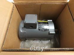 Baldor Vm3542 Electric Industrial Motor 3/4hp 1725rpm 230/460v 3ph 56c Fr 5/8sh