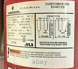 Bell Gossett 3530 Série Transfert De Pompe Liquide, Moteur 1/2 HP