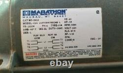 Berkeley B2zpls Electric Centrifugal Water Pump 10 HP Marathon Industrial Motor