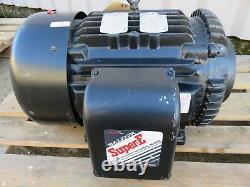 Bosch/rexroth/baldor Super-e 30hp 1475/1775rpm Moteur Électrique Industriel