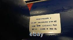 Bran Luebbe Spx Md2 00s28/1 Pompe De Mesure Avec Moteur Marathon Fob 56t1g5315d P