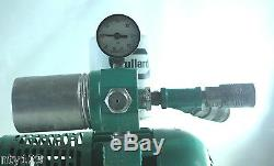 Bullard Edp16te Air Libre Pompe Moteur Baldor