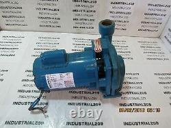Burks Pump 3gv6-1-1/4fc Avec 1/3 HP Motor Nouveau