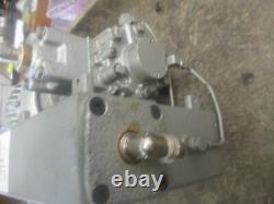 Busch Ra 0016 B 5l3 Pompe Rotative Monophasée Avec Moteur Katt Fn80-4. Reb