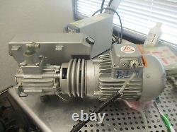 Busch Ra 0016 B 5l3 Single Stage Rotatif Pump Avec Katt Fn80 Motor