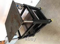 Centrale Industrielle Syncrogear Électrique De Table Motorisée / Étape 35 X 26 Pouces