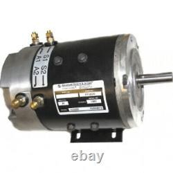 Cushman / Taylor Dunn Stock Chaser Electric Motor Amd Industrial Series 24 Volts