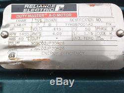 Dépendance Devoir Master Double Arbre Industriel Moteur Électrique 3-phase De La 1455rpm