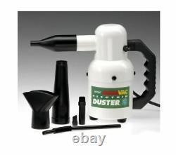 Electric Handheld Duster Nettoyeur Aspirateur Aspirateur Ordinateur Dust Air Clavier Ordinateur Portable