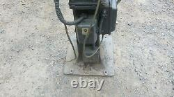 Fager Electric 7,5 HP 3 Ph Buffer Industrial 1800 RPM