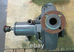 Flowserve Centrigual Pump D814-3x2x13f 325 Gpm Avec 15 HP 1775 RPM 3 Ph Ac Motor