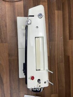 Frister Rossmann 5901-0 Machine À Coudre Des Moteurs Électriques Avec Pédale De Pied