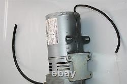 Gast 0523-103q-g588dx Pompe À Vide Ge 5kh36kna510x Moteur 1/4 HP 1725/1425 RPM