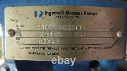 Ge Ingersoll Dresser Pompes 1.5x1x5 2000 3 Phase Ac Motor 230/460 5ke145sc105