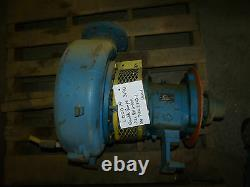 Goulds Pump Model 3196, Taille 4x6-10h