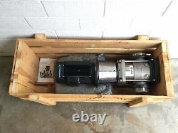 Grundfos Crn64-1-1 A-g-g-g-v-hqqv Pompe Centrifuge Verticale En Acier Inoxydable 7,5 Ch