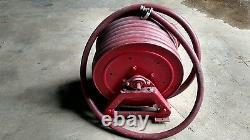 Hannay Reel Modèle P56an337 Industrial Hose Reel 12v Moteur Électrique