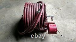 Hannay Reel Modèle P56an337 Industrial Hose Reel Moteur Électrique