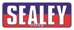 Hvf20po Sealey Industriel Ventilateur De Piédestal Oscillant Haute Vélocité 20 230v Ventilateurs