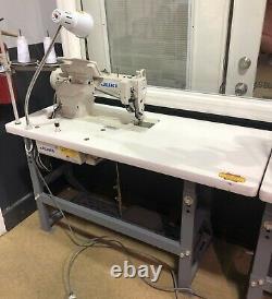 Juki Ddl-9000b/ Sc920 Machine À Coudre Avec Carte Cp Complète Table & Moteur 110v