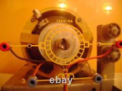 Labvolt Ems 8254 Universal Motor Electronique Electronique Mécanique Industrielle