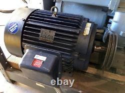 Marathon 30hp 1773 RPM 230/460v 60h 73/36.5a Moteur Électrique Industriel
