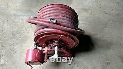 Modèle Hannay Reel P56an337 Récipient Industriel 12v Moteur Électrique