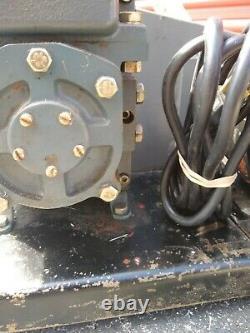 Modèle Welch 1400 Pompe À Vide Duo-seal Avec Moteur Ge Untsted