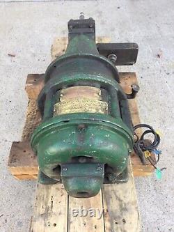 Moteur D'induction Électrique General Ge Industriel Vintage