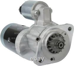Moteur De Starter Pour Vetus Marine M2 C5 D5 06 09 Pel Job Industriel Eb150 Ed