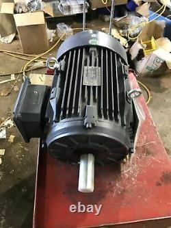 Moteur Électrique Industriel Techtop Gr3-ci-tf-215t-4-b-d-10 Txc215t10u4b Tefc