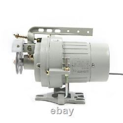 Moteur Servo Sans Brosse Électrique Pour Machine À Coudre Industrielle Avec Moteur D'embrayage