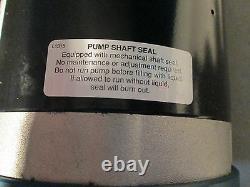 New Scot Pump 3022k201 Motor Pump 16 Sf Avec Marathon Motor. 1,5 Hp. 3450 Tr/min