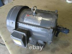 Nos Dayton Industrial Electric Motor 2 HP Modèle 3kw98g 6-pole 960rpm 208-230/460